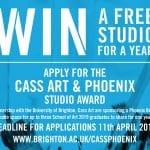 Cass Art Phoenix Prize 2019