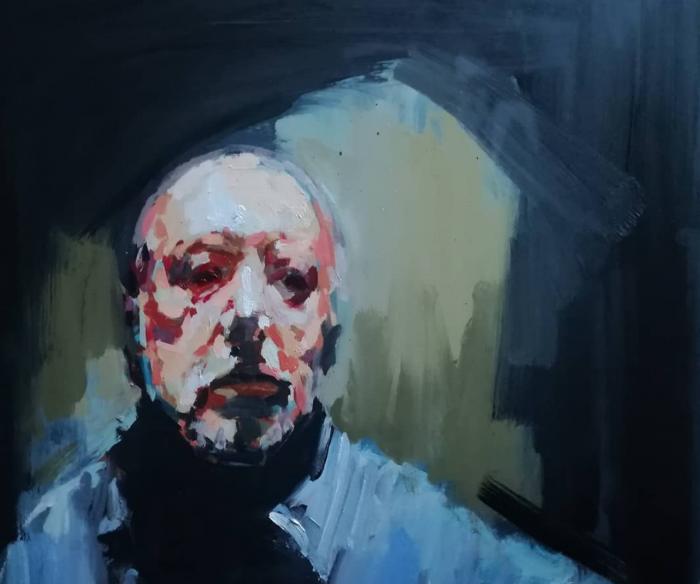 Phil Tyler self portrait