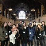 MBJ students report from parliament
