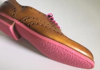 Gumdrop shoe