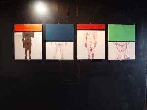 Naked Attraction painting