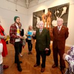 Meeting Gilbert and George