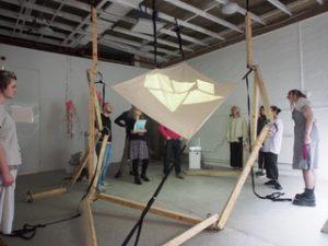 Esme Hoades sculpture