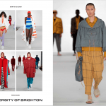 Fashion students featured in industry magazine