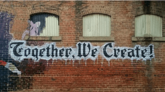 together we create image