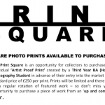 The Print Square – limited edition prints