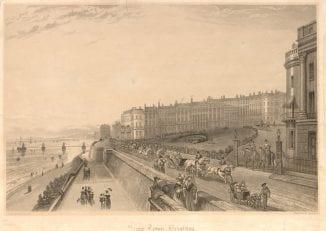 Image of Kemptown in 1838