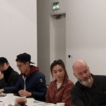 Architecture students take part in Towner Gallery residency