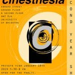 Moving Image and Photography 2nd year exhibition: CINESTHESIA