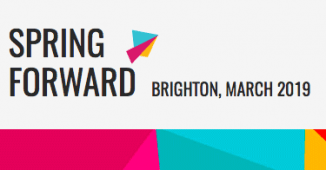 spring forward logo