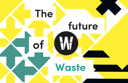 the future of waste logo