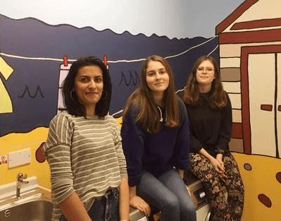 Kewitajit Bassi, Gizemsah Meter and Emily Lowry