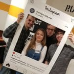 Media, Industry and Innovation students head to Sharing Social event