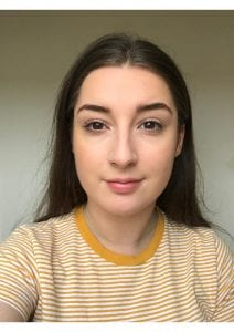 Molly O'Halloran selfie