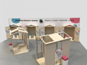 Image of New Designers stand