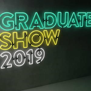 One month until Graduate Show!
