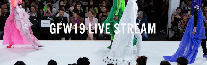 graduate fashion week live stream image