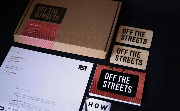 off the streets campaign