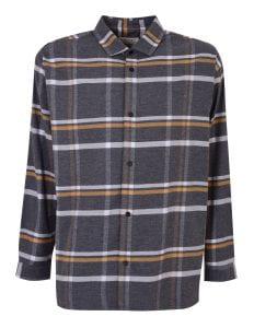 Hannah Gibbins check shirt