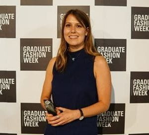Fashion graduate Hannah launches capsule range for Debenhams