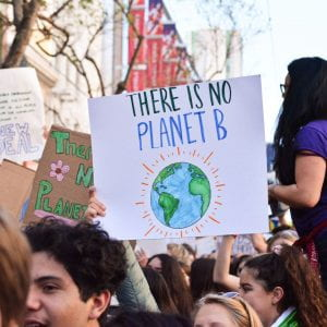 Bring young voices into climate change discussions