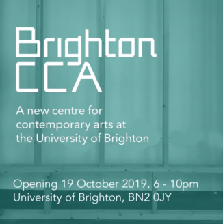 CCA launch poster