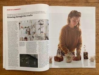 katie spragg in crafts magazine