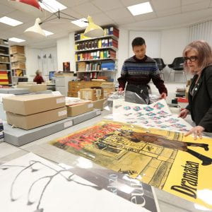 National status award for UoB Design Archives
