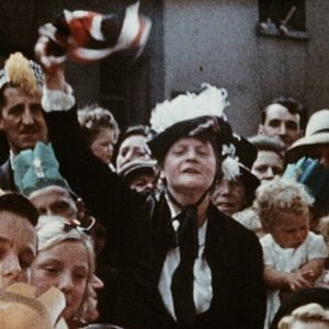 Screen Archive South East features newly discovered footage to mark 75th anniversary of VE Day