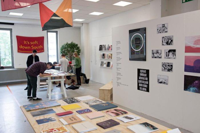 graduate show exhibition