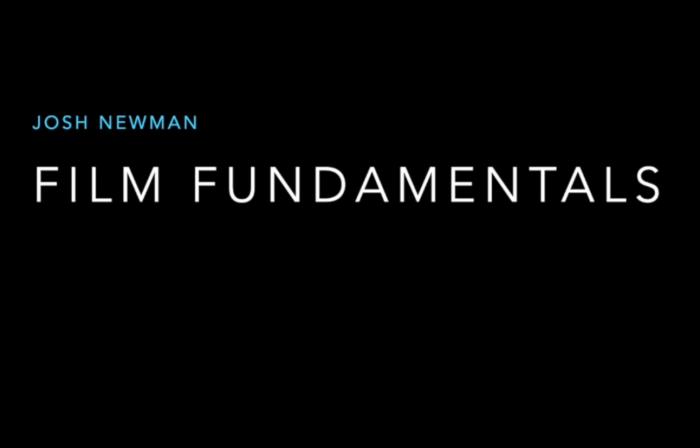 film fundamentals header page
