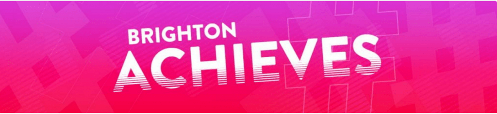 Brighton Achieves logo