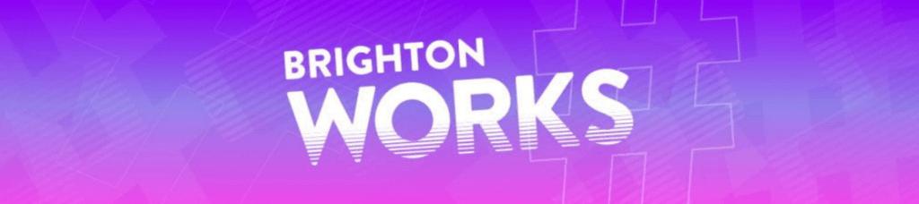 brighton works banner