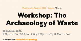 photoworks event poster