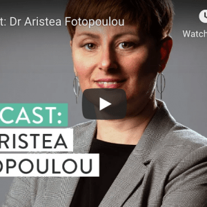 Podcast: Dr Aristea Fotopoulou