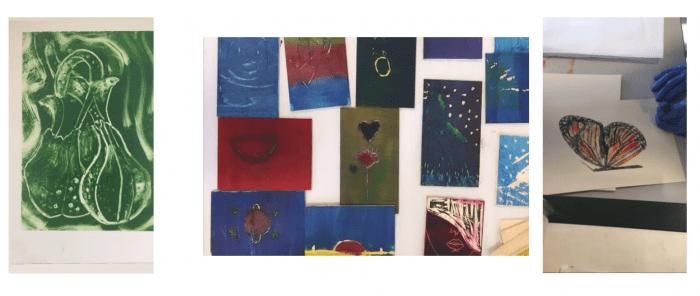 printmaking work