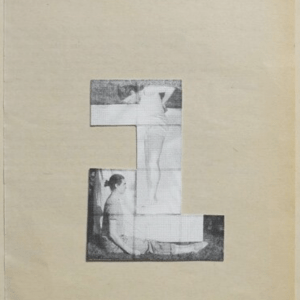 Kíra Krász is selected for The Word Within exhibition at Hangar Art Center, Brussels