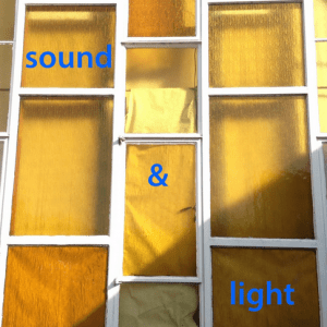 Join Fine Art MA course leader Amy for experimental Sound & Light workshop