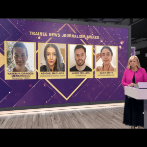 Jamie Phillips wins top NCTJ award for campaigning journalism