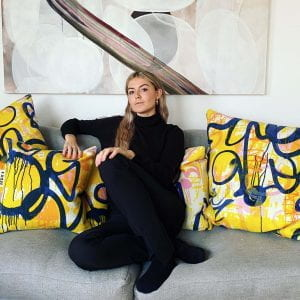Brighton textiles alumna among Designers To Watch in 2021