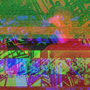 joe gilling glitch art