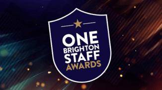 one brighton staff awards