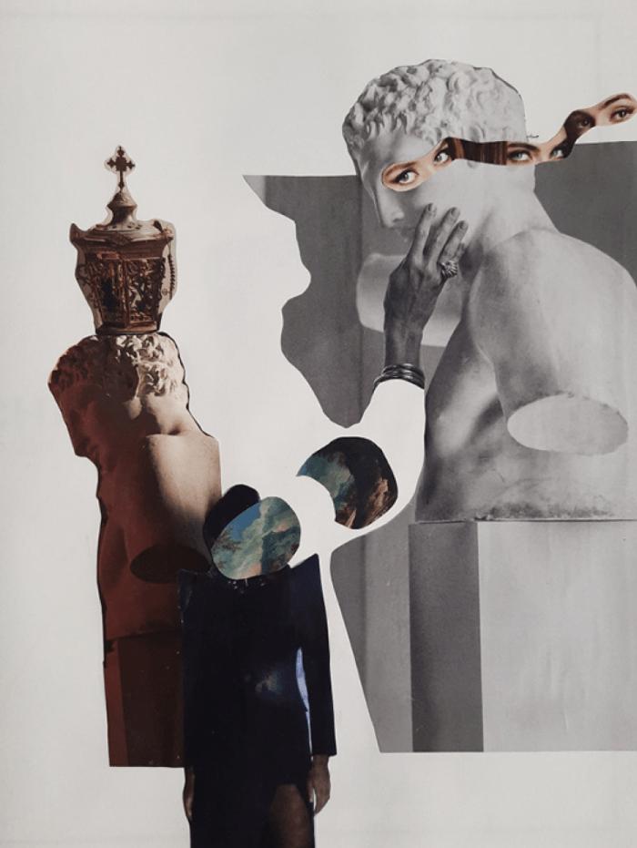 artwork by George Paphiti