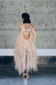 dress by donald venables
