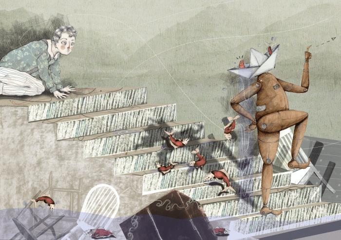 illustration by nina fisher