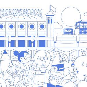 Brighton's Illustration BA(Hons) in top 5