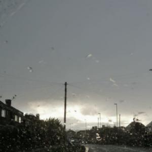 photo of rain