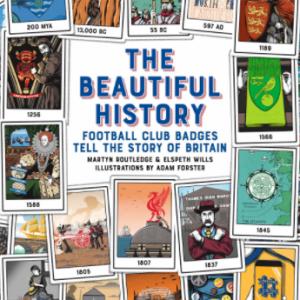 Graphic Design graduate explores British history through football badges
