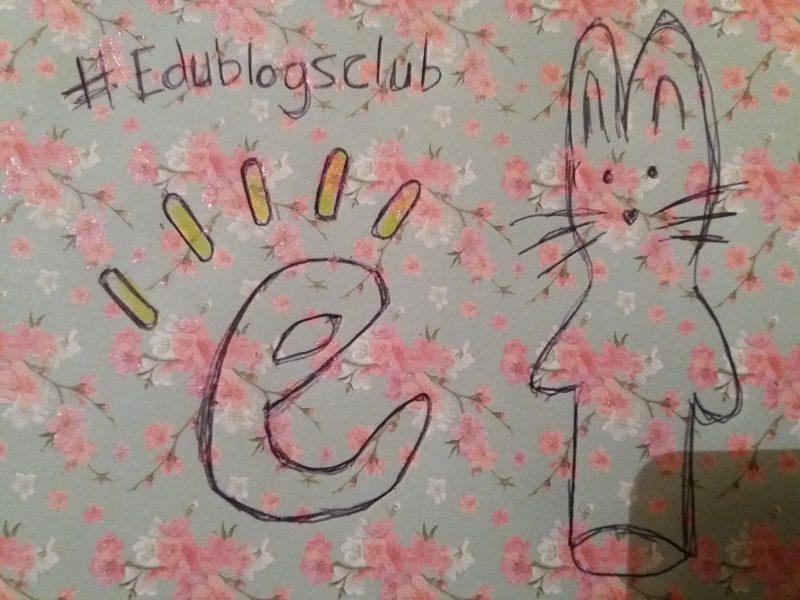 Inktober Day 03 - #edublogsclub mashup