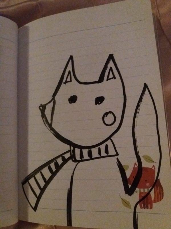 Day 16 - fox